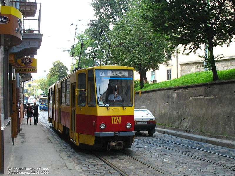 0b88c12ce7e460 Львов!!!! [Киевский трамвайный форум]